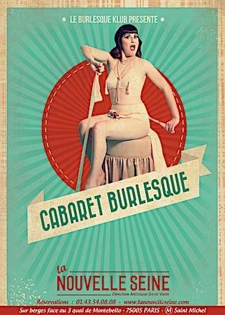 CABARET BURLESQUE (LE)