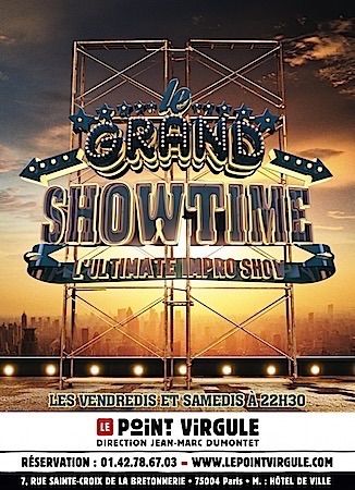 GRAND SHOW TIME (LE)