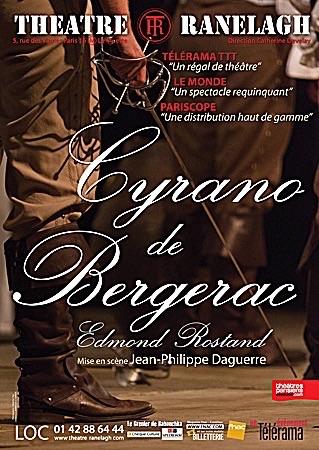 CYRANO DE BERGERAC - Ranelagh