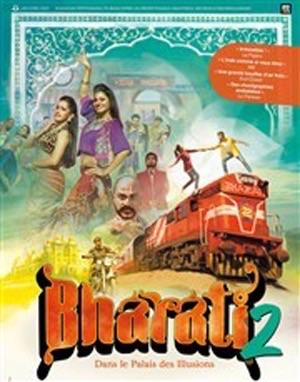 BHARATI 2- Dans le palais des illusions