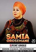 SAMIA OROSEMANE