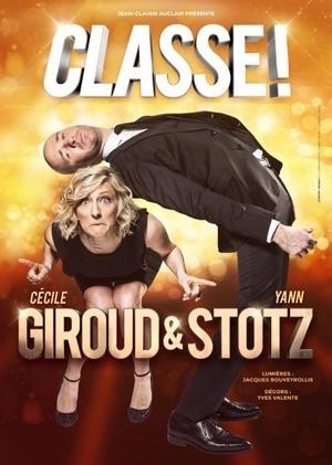 CECILE GIROUD & YANN STOTZ, LE DUO