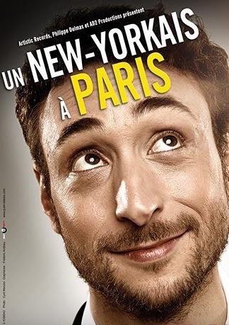 SEBASTIAN MARX - Un New Yorkais à Paris