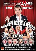 POLITIC CIRCUS - Paul Dureau