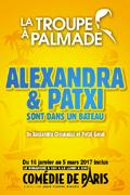 TROUPE À PALMADE (LA) -Alexandra et Patxi sont dan