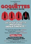 GOGUETTES - En trio mais à quatre