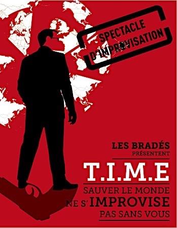 T.I.M.E : LE SHOW D'IMPROVISATION