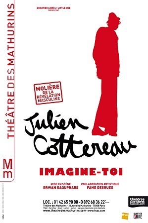 JULIEN COTTEREAU - Imagine toi