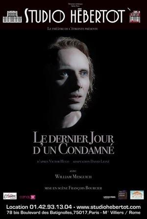 DERNIER JOUR D'UN CONDAMNE