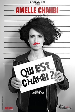 "AMELLE CHAHBI ""Où est Chahbi?"""