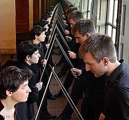 MUSICIENS DU ROI SOLEIL (LES)