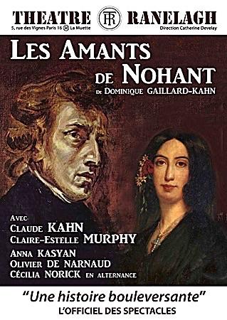 AMANTS DE NOHANT (LES)