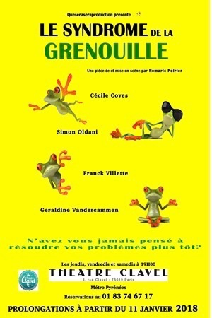 SYNDROME DE LA GRENOUILLE