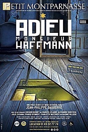 ADIEU MONSIEUR HAFFMANN