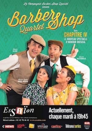 "BARBER SHOP QUARTET ""Chapitre 4"""