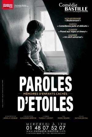 PAROLES D'ÉTOILES