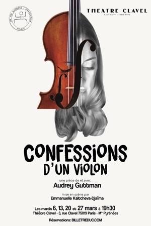 CONFESSIONS D'UN VIOLON