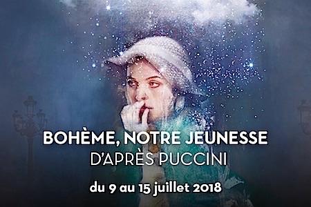 BOHÈME, NOTRE JEUNESSE