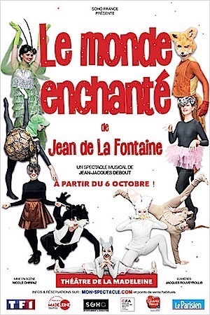MONDE ENCHANTÉ (LE)