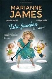 MARIANNE JAMES DANS TATIE JAMBON
