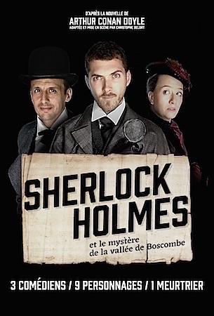 SHERLOCK HOLMES ET LE MYSTÈR DE LA VALLÉE DE BOSCOMBE