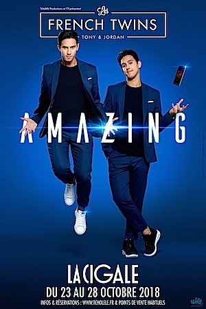 """FRENCH TWINS """"AMAZING"""" (LES)"""