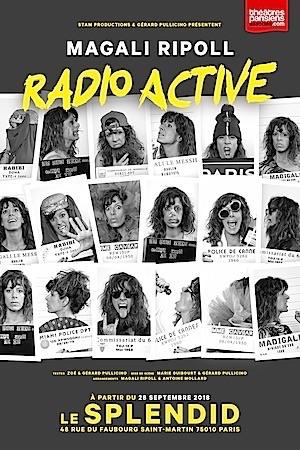 """MAGALI RIPOLL """"RADIOACTIVE"""""""