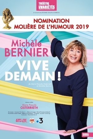 MICHÈLE BERNIER - Vive demain !
