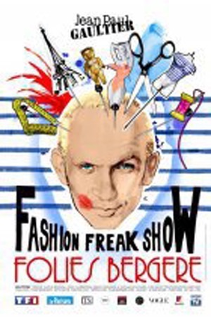 JEAN-PAUL GAULTIER FASHION FREAK SHOW