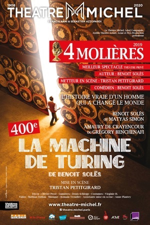 MACHINE DE TURING (LA)