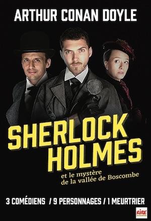 SHERLOCK HOLMES ET LE MYSTÈRE DE LA VALLÉE DE BOSCOMBE