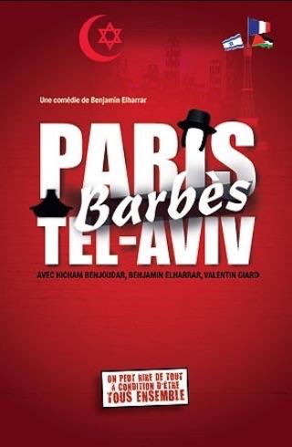 PARIS BARBÈS TEL AVIV