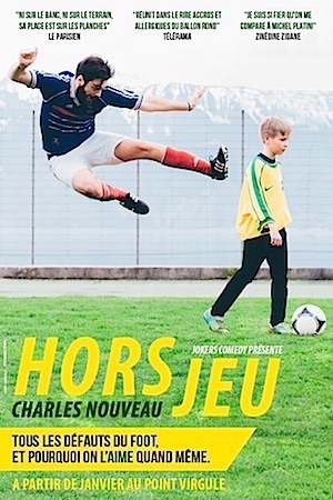 "CHARLES NOUVEAU ""HORS-JEU"""