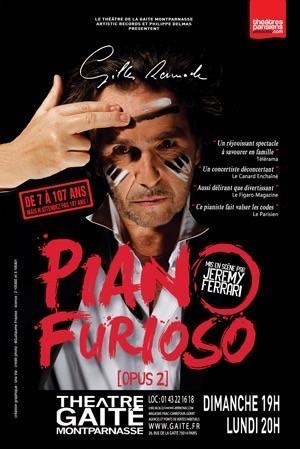 PIANO FURIOSO - OPUS 2