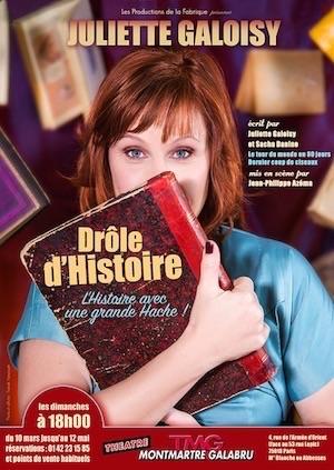 DRÔLE D'HISTOIRE