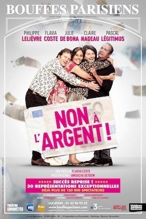 NON À L'ARGENT !